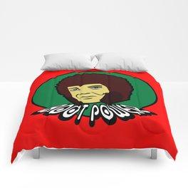 Afro - Boot Power Comforters