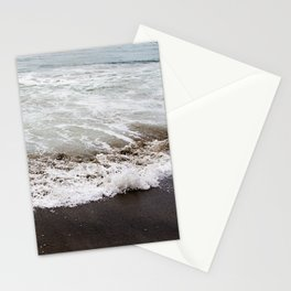 Brown Beach Stationery Cards