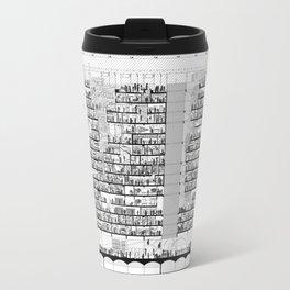 Architecture Section Travel Mug