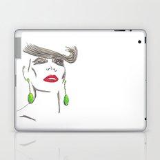 Pout&Quiff Laptop & iPad Skin