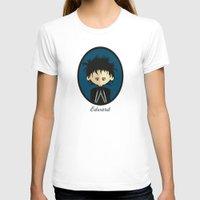 edward scissorhands T-shirts featuring Edward Scissorhands by Juliana Motzko