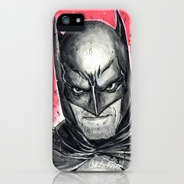 I AM THE NIGHT iPhone Case
