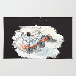 Space Dementia Rug