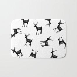 Scandi deer Bath Mat
