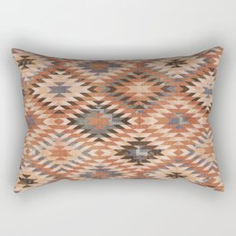 Arizona Southwestern Tribal Print Rectangular Pillow