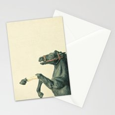The Black Horse Stationery Cards