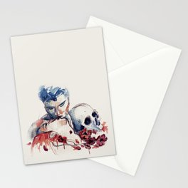 The Abduction of Persephone Stationery Cards