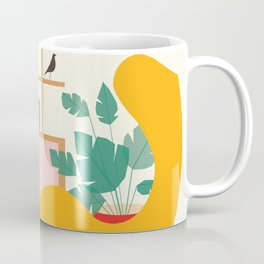 Inside mid century modern 321 Coffee Mug
