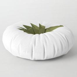 Origami Hedgehog Floor Pillow