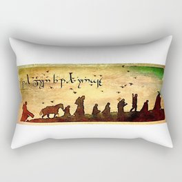 Fellowship Rectangular Pillow