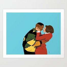 Damn Gina, Martin Gina Classic TV Poster - Martin TV Show, 90's Poster, hip hop poster Art Print