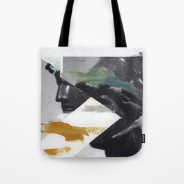 Untitled (Painted Composition 2) Tote Bag