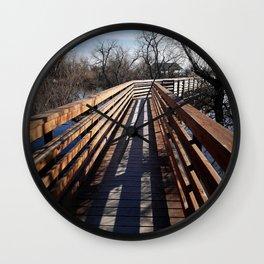 Follow Wall Clock