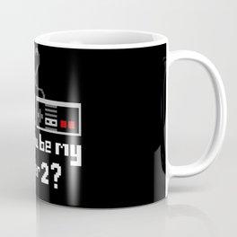 Player 2 Coffee Mug