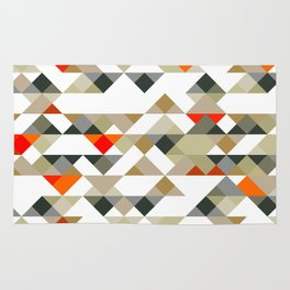 triangle pattern 05 Rug