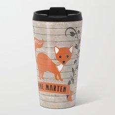 Pine Marten Travel Mug