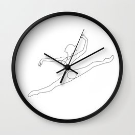 Athletic Wall Clock