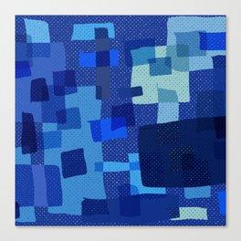 I'm Blue Canvas Print