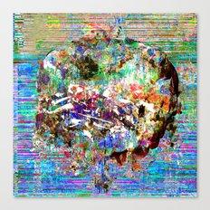 Unearth Canvas Print