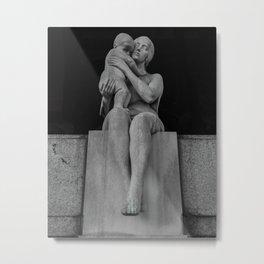 Mother's Love Metal Print