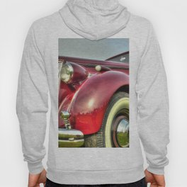 Packard Type 138 Vintage Saloon Car Hoody