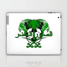 Saudi Arabia الصقور الخضر (Green Falcons) ~Group A~ Laptop & iPad Skin