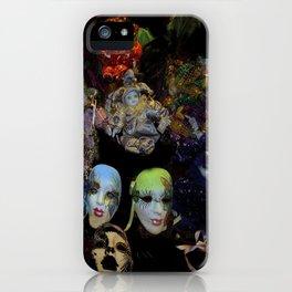 Mardi Gras Madness2 iPhone Case
