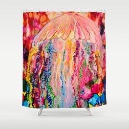 """Hope Rising"" Shower Curtain"