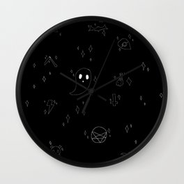 Every Witch Way Wall Clock
