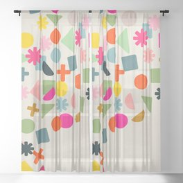 Caos Sheer Curtain