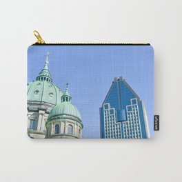 Cathedral-Basilica of Mary, Queen of the World in Montreal Carry-All Pouch