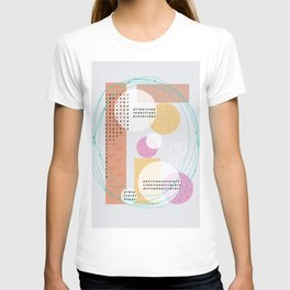 Internet, codes and connections  T-shirt