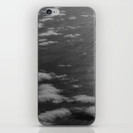High above iPhone Skin