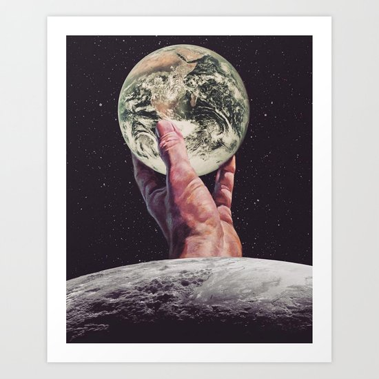 If It Were Mine To Give Art Print