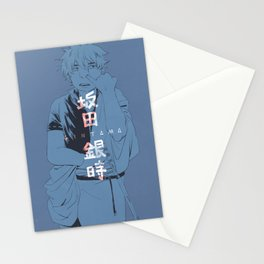 Sakata Gintoki (color shift) Stationery Cards