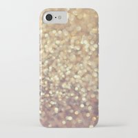 cafe iPhone & iPod Cases featuring Cafe Latte by Lisa Argyropoulos