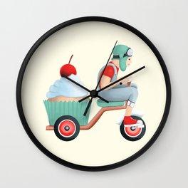 sweet on the way Wall Clock