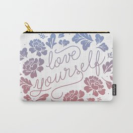 Love yourself color Carry-All Pouch