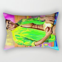 Teacher Appreciation Rectangular Pillow
