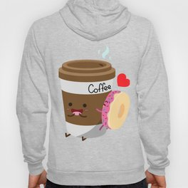 Coffee and Donut Hoody