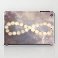infinity iPad Cases featuring Infinity by KunstFabrik_StaticMovement Manu Jobst