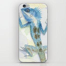 Living Interiors serie - Iguana iPhone Skin