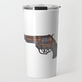 Arizona Gun Travel Mug
