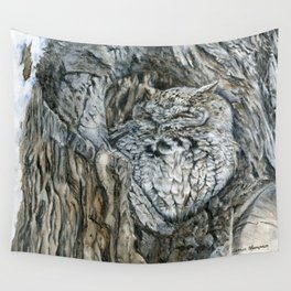 Camouflaged by Teresa Thompson Wall Tapestry