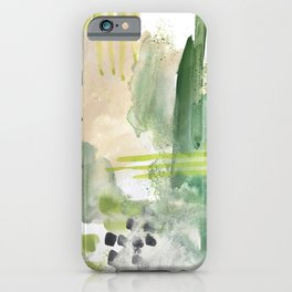 Mossy Design iPhone Case