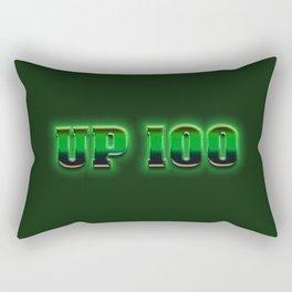 UP 100 Rectangular Pillow