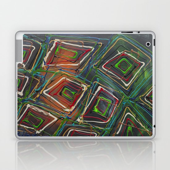 Kaleidescope Laptop & iPad Skin