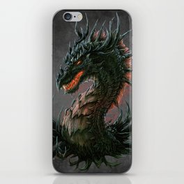 Regal Dragon iPhone Skin