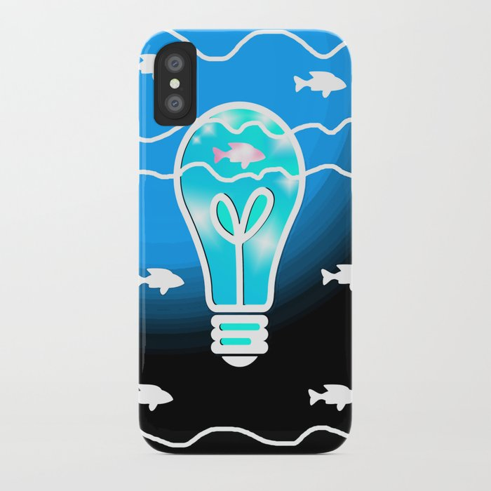 Shine the Way iPhone Case