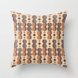 Uende Autumn Throw Pillow